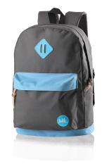 Beli Inficlo Tas Backpack Laptop Grey Calm Smmx676 Abu Biru Cicilan