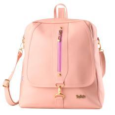 Harga Inficlo Tas Ransel Selempang Sekolah Kuliah Kerja Wanita Pink Asli Inficlo