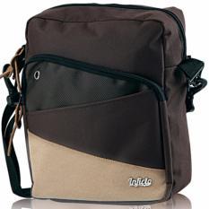 Review Inficlo Tas Sling Bag Pria Smm 845 D300Bmw Coklat Inficlo Blackkelly Di Indonesia
