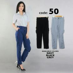 [INI SHOP] Celana Kulot wanita modern 050