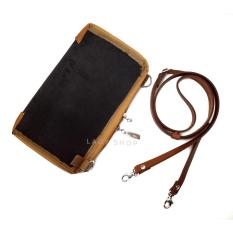 Toko Lady Shop Inner Dompet Whpo Cover Rajut Handmade Coklat Muda New Brand Online