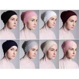 Toko Inner Hijab Ciput Rajut Premium Quality Isi 6 Pcs Bebas Pilih Warna Free 1 Pcs Bandana 2 Tone Terlengkap