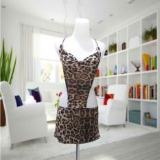 Tips Beli Intristore Jakarta Lingerie Sleep Wear Costume S*xy Leopard 133