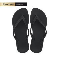 Ipanema Sandal Jepit Baru Sendal Seri Model Pasangan (Hitam)