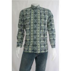 Harga Irvan Baju Batik Tangan Panjang 112