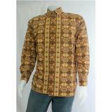 Spesifikasi Irvan Baju Batik Tangan Panjang 113 Merk Shohib