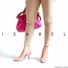 Spesifikasi Isabel Sepatu Wanita Hak Tinggi Kimora Heels Peach