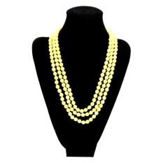 Cuci Gudang Istana Accessories Fashion Pearl Necklace Rosaly