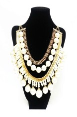 Obral Istana Accessories Listi Pearl Fashion Necklace Murah