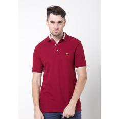 Jack Nicklaus - Champion-2 - Burgundy - Polo Shirt