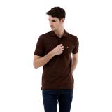 Ongkos Kirim Jack Nicklaus New Classic 2 Polo Shirt Chesnut Brown Di Indonesia