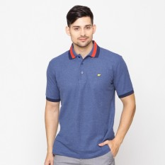 Jack Nicklaus - Ohio-2 - Blue Melan - Polo Shirt