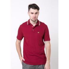 Jack Nicklaus - Universal-3 - Burgundy - Polo Shirt