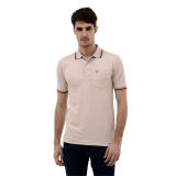 Beli Jack Nicklaus Universal 3 Polo Shirt Beige