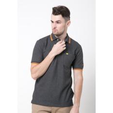 Jack Nicklaus - Universal-3 - Smoke - Polo Shirt