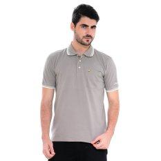 Harga Jack Nicklaus Universal Polo Shirt Greymnrck Abu Abu Yang Bagus