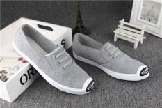 Beli Jack Purcell Musim Gugur Baru Sepatu Pria Sepatu Slip On Abu Abu Sepatu Pria Sepatu Sneakers Sepatu Sport Sepatu Casual Pria Baru