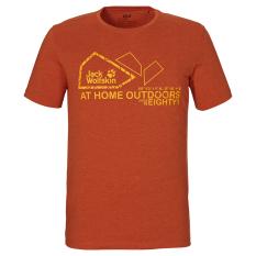 Jack Wolfskin - Musgrove Rooibos T-Shirt
