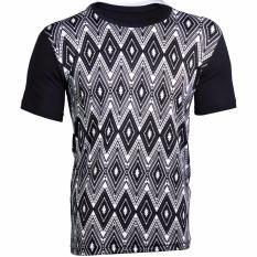 Jack38 Black Songket Tshirt