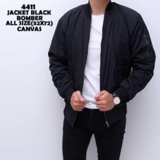 Berapa Harga Jacket Bomber Pria Polos Hitam Jacket Bomber Cowok Di Indonesia