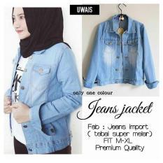 jacket jeans light Knzrf