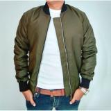 Review Toko Jacket Premium Bomber Men Army Green