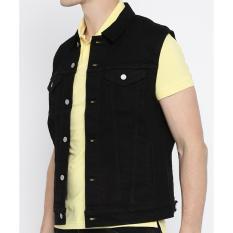 Tips Beli Jacket Rompi Jeans Black Yang Bagus