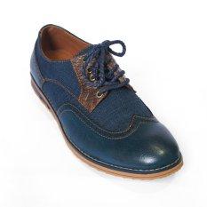 Review Toko Jackson Dedi 1Jc Navy Sepatu Pria