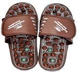 Jual Beli Jaco Kozuii Sandal Reflexology Kesehatan Batu Giok Tourmalin Generasi Ii Xs