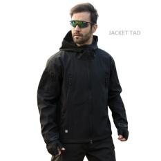Toko Jaket Tad Import Jaket Safety Outdoor Pria Hitam Terdekat