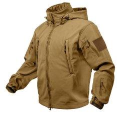 Promo Jakaet Tad Import Jaket Safety Outdoor Pria Inner Polar Safety Coklat Di Banten