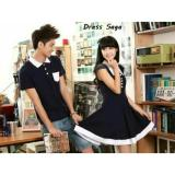 Jakarta Couple Baju Couple Dress Saga Original