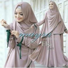 jakarta-couple-dress-muslim-elsa-coco-dark-grey-dress-bergo-6691-04747522-fe96cc4f1da45780d5953123669fa7bb-catalog_233 10 Daftar Harga Dress Muslim Jakarta Terbaru bulan ini