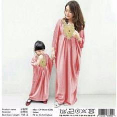jakarta couple dress muslim pasangan elegant ibu dan anak dusty