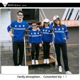 Toko Jakarta Couple Family Couple Sweater Star Blue 2 Anak Baju Keluarga Baju Family Ayah Bunda Anak Online Dki Jakarta