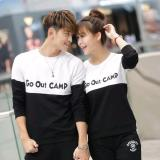 Jual Jakarta Couple Sweater Couple Go Out Camp Termurah