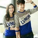 Jual Jakarta Couple Sweater Couple Lvnuo Benhur Branded