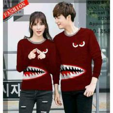 Rp 96.750. Jakarta Couple - Sweater Pasangan Shark ...