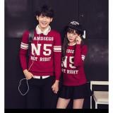 Jual Jakarta Couple Sweater Pasangan Sweater Couple Sandiego Di Dki Jakarta
