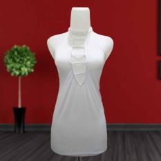Jakarta Lingerie Sexy Sleeping Dress Nightwear White 60