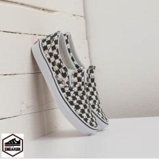 Jakarta Sneakers - Sepatu Vens Autentic Slip On Canvas Low Cut Unisex