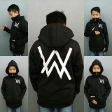 Review Jaket Alan Walker Ninja Anak Hitam