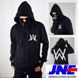 Harga Jaket Alan Walker Ninja Black Best Seller Merk Zims