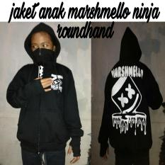 Jual Beli Jaket Anak Marshmello Ninja Roundhand Indonesia