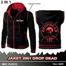Jaket Anime 2in1 Dropdead