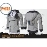 Jaket Anime Hoodie Harakiri Attack On Titan Best Seller Murah
