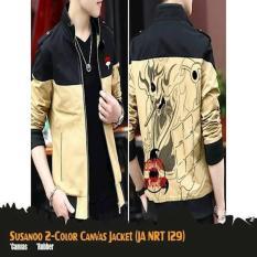 Jual Jaket Anime Naruto Uchiha Susanoo Special Canvas Jacket Ja Nrt 129 Di Yogyakarta