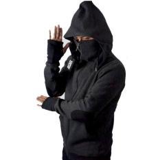 Beli Jaket Anime Ninja G Black Secara Angsuran