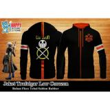 Review Jaket Anime Trafalgar Law Mode Corazon One Piece Black Aduuh Di Jawa Barat