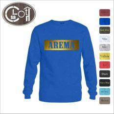 Jaket Arema GOLD Original By Hobby J&W Fashion Malang